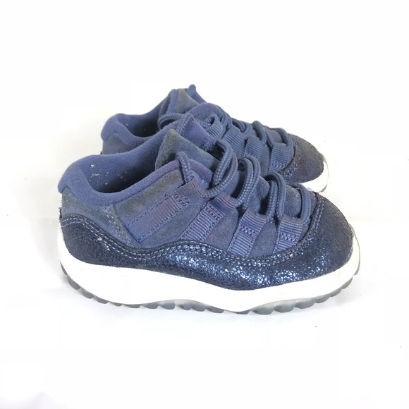 competitive price 7509f 7a0b0 Lot Of 2 Nike Air Jordan XI 11 Low Retro Toddler